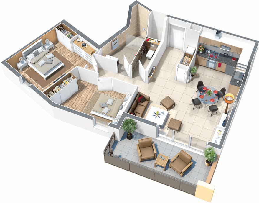 investissement résidence sénior rentable immobilier Montpellier Vincent Coudé