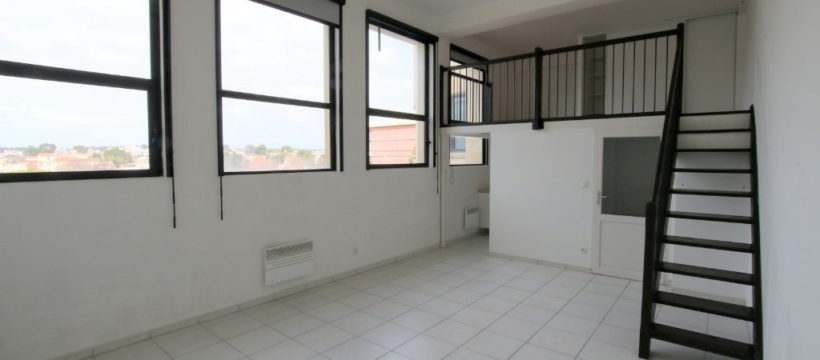 investissement apt Residence St Charles Montpellier