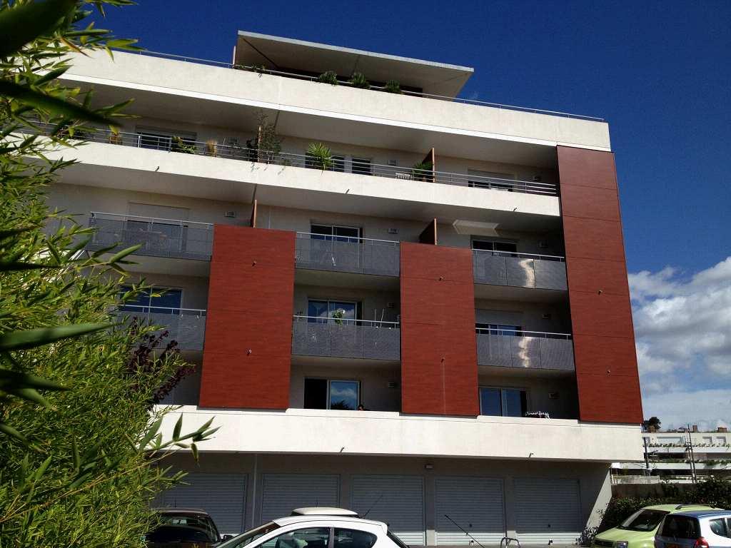vente T2 investissement locatif Nouvelle Mairie Port Marianne Montpellier